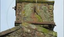 Gilcrux church sundial
