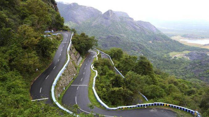 Hill Roads - Design  Construction