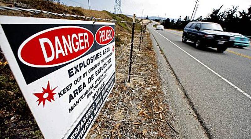 Civilian Exposure - Fort Ord Contamination