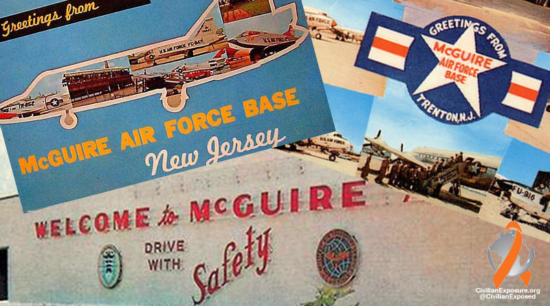 McGuire Air Force Base #1 Wrightstown NJ