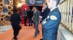 SEGURIDAD EN LA GALA NEOX FAN AWARDS 2014