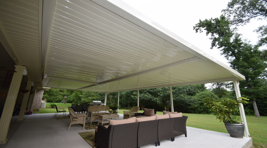 Residential Patio Canopies Cj Delery