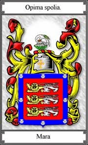 Mara Coat of Arms