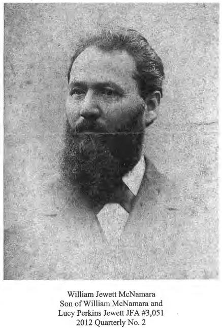 William Jewett McNamara