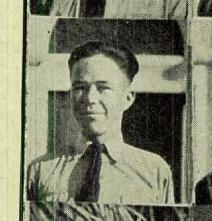 William Wallace Greene, 1923 Class Photo