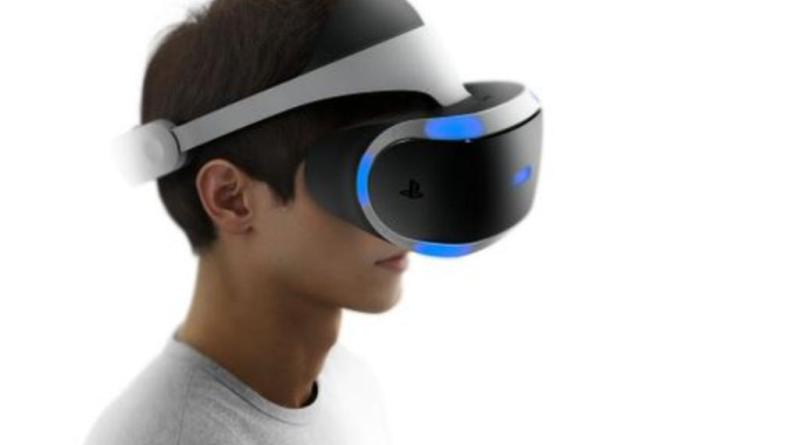 Virtual Reality Wearable Technology - PlayStation VR Headset