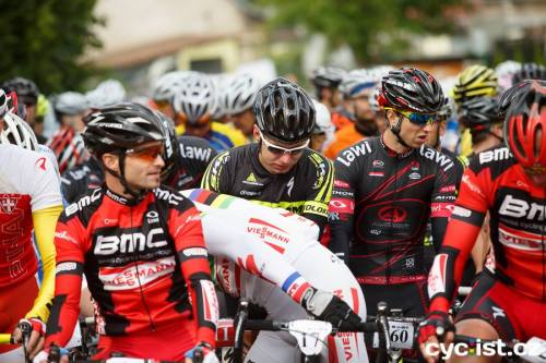 V neděli se sešlo kousek od Benešova ve vesnici Soběhrdy několik desítek cyklistů a cyklistek ...