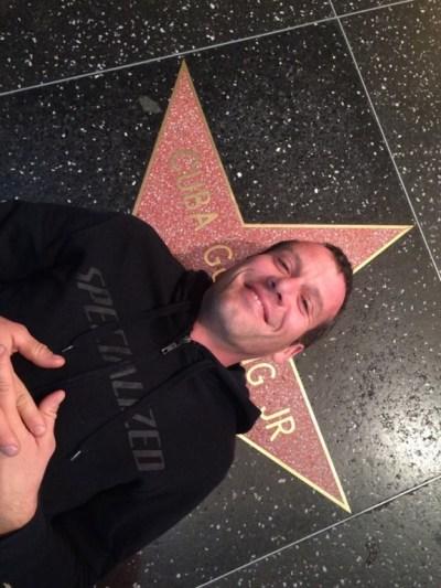 ... o 24 hodin dál se válím na Sunset Hollywood Boulevard ...