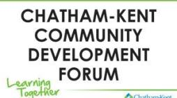 Public invited to Chatham-Kent Community Development Forum