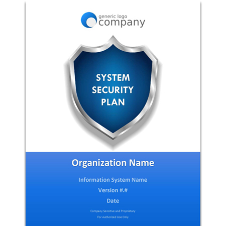 System Security Plan Toolkit CKSS Cybersecurity Solutions - security plan template