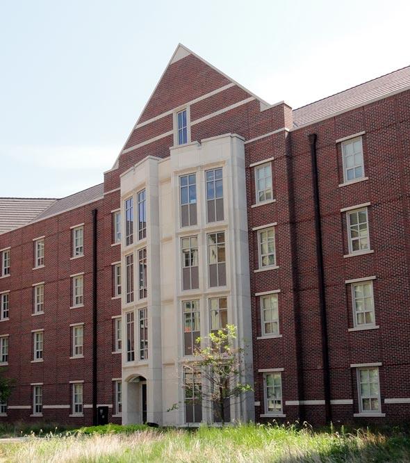 Purdue University \u2013 West Lafayette, IN Cladding Corp