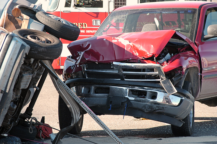 When is A Vehicle Considered a Total Loss?