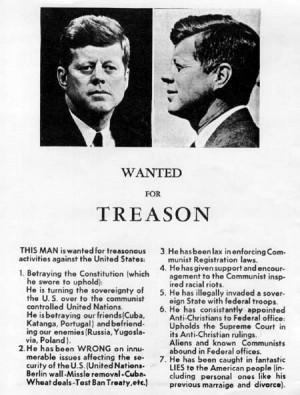 WITF Wanted for Treason