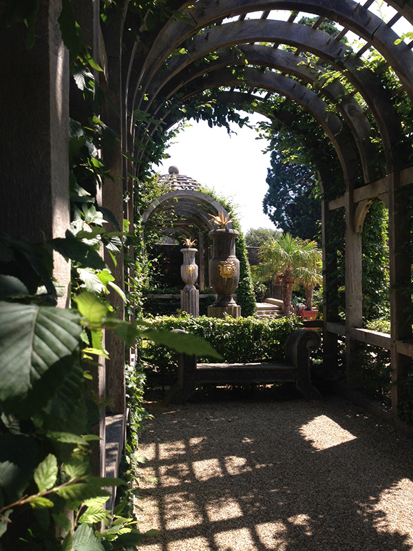 arundel castle gardens 4