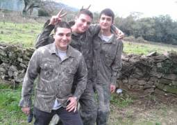 Encontros COBRA-RS: Paintball com ARCANJO, CAMUNDONGO, THOR e amigos