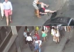 Vídeos mostrando saída de boate com bebidas liberadas fazem sucesso