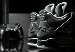 Tênis do PS4 será vendido pelo equivalente a R$ 2,2 mil