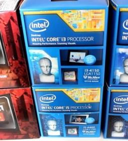 CPU- Intel-AMD