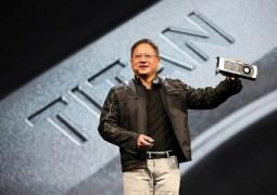 """CEO da Nvidia: """"Os consoles servem para desfrutar das experiências passadas"""" – O PC é a plataforma chave"""
