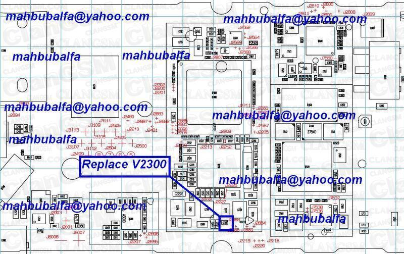 Circuit Diagram Of Nokia C2 01 Schematic Diagram