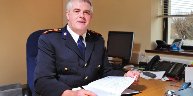Garda chief criticises complaints process