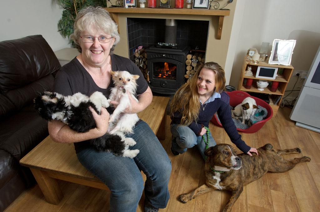 Martina S Baby Dog Rescue
