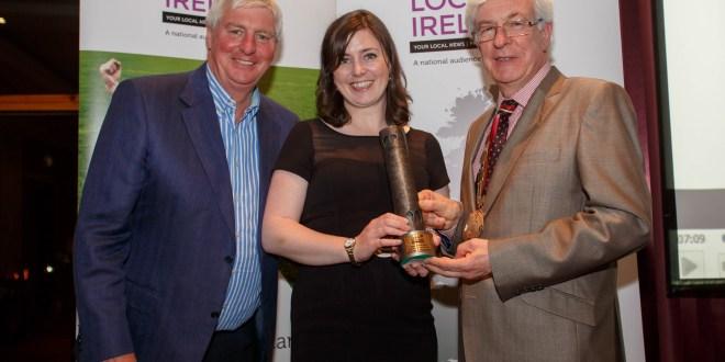 Champion reporter's award-winning story