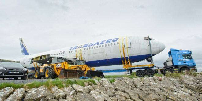'Sea plane' returns to Shannon