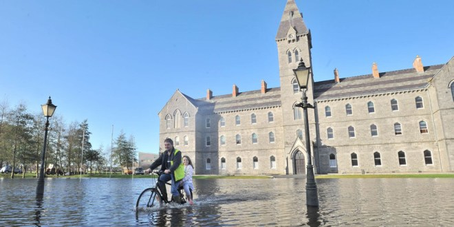 Funding approved for Ennis flood scheme