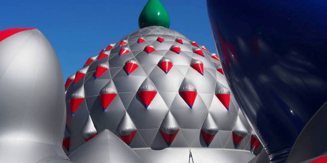 Giant luminarium to light up the Fleadh