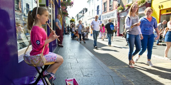 Ennis tidiest large urban centre