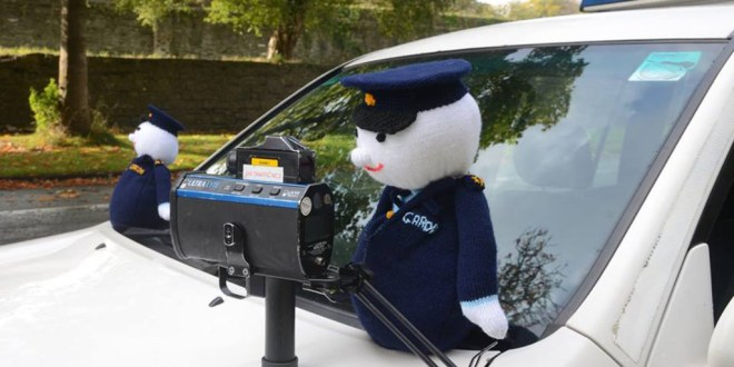Garda alert: 24 hour speed blitz