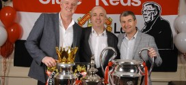 Man United legends captivate Clare audience