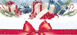 Clare Champion focus on Christmas shopping