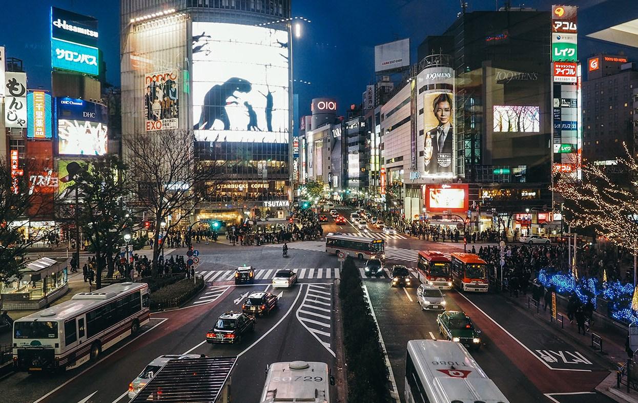Japan: Gotokuji Temple, Shibuya, Shinjuku & Shimokitazawa