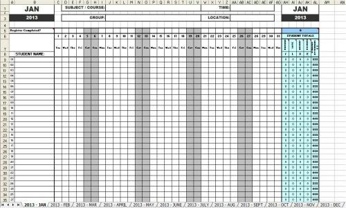 attendancesheets2013jpg - attendance sheet excel template