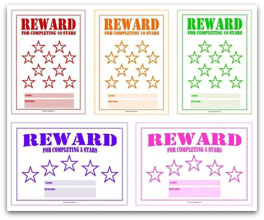 free reward charts - Dolapmagnetband - free reward charts to download