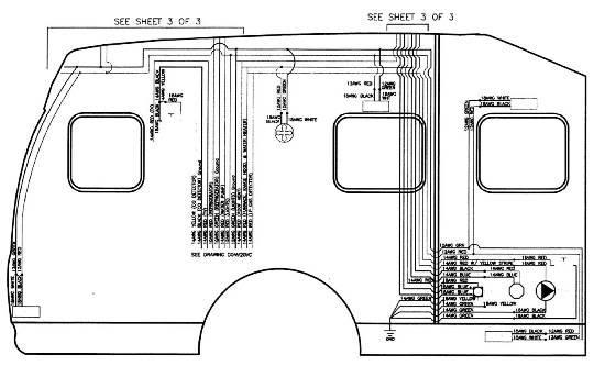 1998 roadtrek motorhome wiring diagram