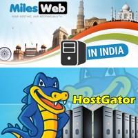 MILESWEB v/s HOSTGATOR: Who is the best for WordPress Hosting in India?