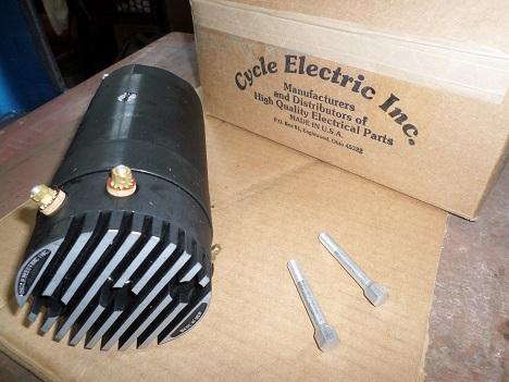 Harley Generator Repair Or Replace