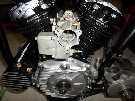 Linkert DC Carburetor