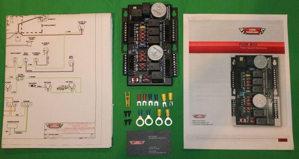 Classic Technologies Fuse Box