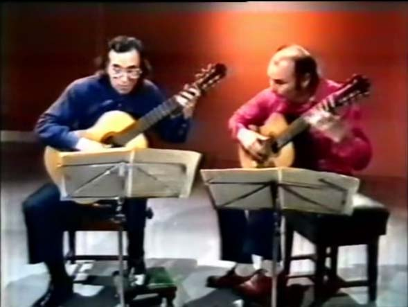 John Williams Julian Bream plays La vida breve