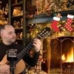 Christmas Guitar Video: Jingle Bells (voice and guitar)