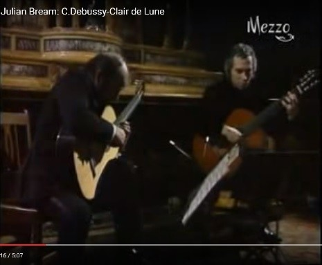 julian bream john williams live