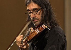 Leonidas Kavakos (file photo)