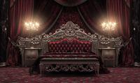 BEDROOM  on Pinterest   Royal Bedroom, Classic ...