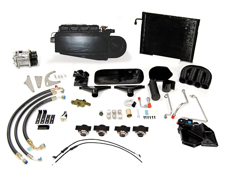 Chevy Corvette Air Conditioning Corvette AC Systems and OEM