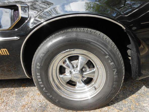 rear stock brakes