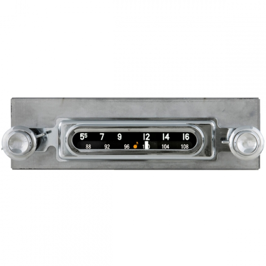 1955 2nd Series  1956-59 Chevy Truck Radio with Bluetooth OE